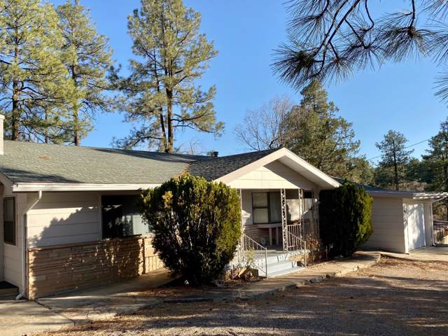 601 Park Avenue, Prescott, AZ 86303 (#1025943) :: West USA Realty of Prescott