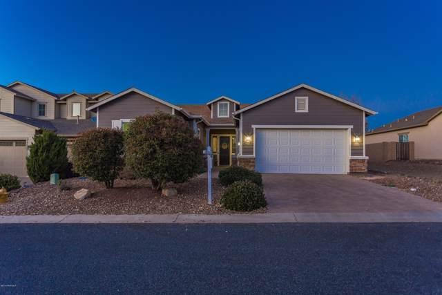 12716 E Garcia Street, Dewey-Humboldt, AZ 86327 (#1025950) :: HYLAND/SCHNEIDER TEAM