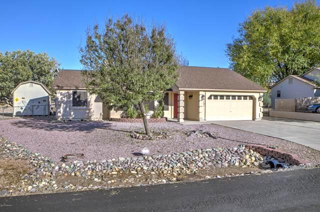 5121 N Cattlemen Drive, Prescott Valley, AZ 86314 (#1025954) :: HYLAND/SCHNEIDER TEAM