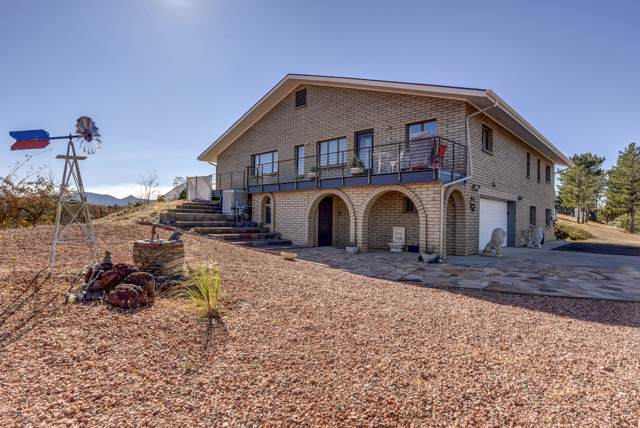 9151 E Swift Trail Drive, Prescott Valley, AZ 86314 (#1025966) :: HYLAND/SCHNEIDER TEAM