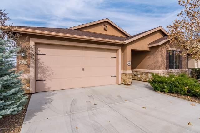 340 Breezy Road, Prescott, AZ 86301 (MLS #1025970) :: Conway Real Estate