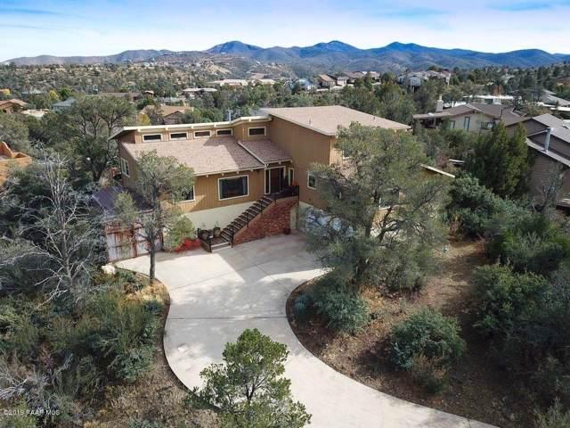 607 Hummingbird Way, Prescott, AZ 86301 (#1025971) :: HYLAND/SCHNEIDER TEAM