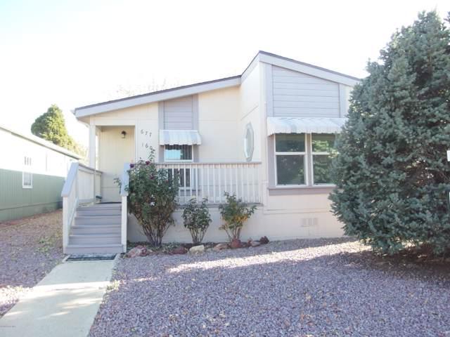 677 N Wild Walnut Drive, Dewey-Humboldt, AZ 86327 (#1025982) :: HYLAND/SCHNEIDER TEAM