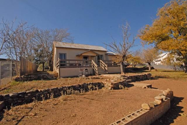 12509 E Central Avenue, Mayer, AZ 86333 (MLS #1025986) :: Conway Real Estate