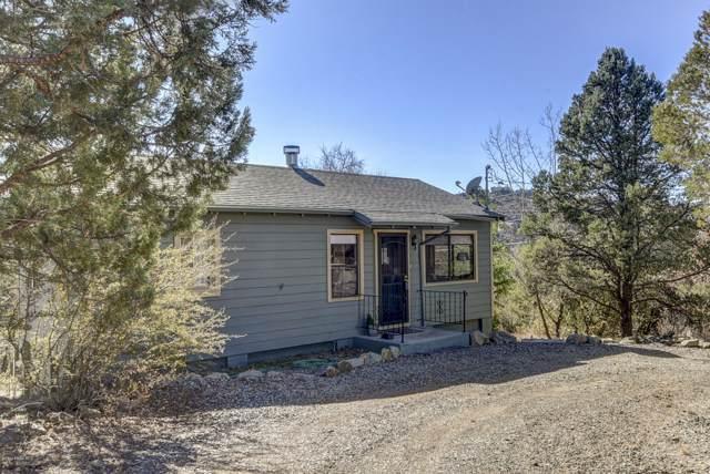 710 S Topaz Trail, Prescott, AZ 86303 (#1025987) :: Shelly Watne
