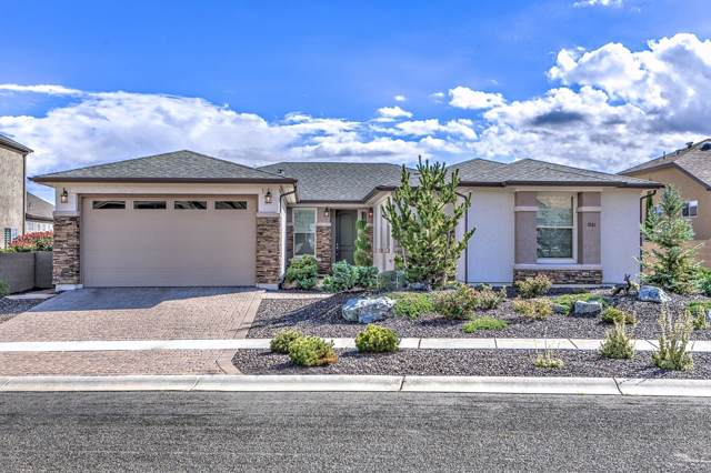 1081 N Wide Open Trail, Prescott Valley, AZ 86314 (#1026046) :: HYLAND/SCHNEIDER TEAM