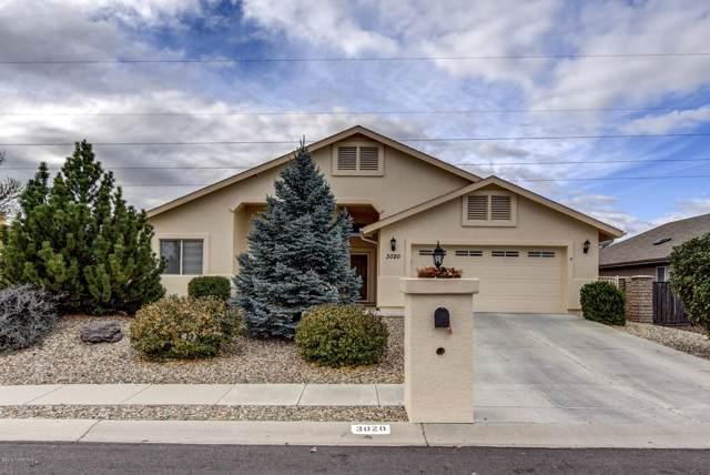 3020 Cabezon Lane, Prescott, AZ 86301 (#1026049) :: HYLAND/SCHNEIDER TEAM