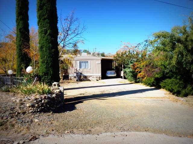 10130 S Third Street, Mayer, AZ 86333 (#1026062) :: HYLAND/SCHNEIDER TEAM