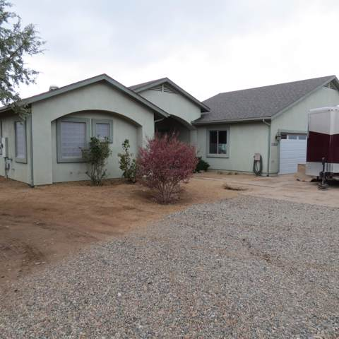 13688 N Iron Hawk Drive, Prescott, AZ 86305 (MLS #1026072) :: Conway Real Estate