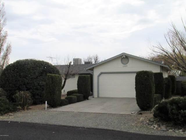7385 E Paseo Escondido, Prescott Valley, AZ 86314 (MLS #1026076) :: Conway Real Estate