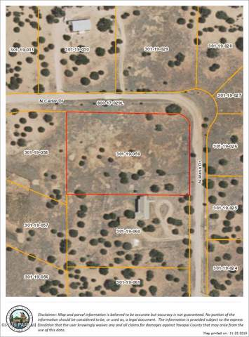 53890 N Mesa Drive, Seligman, AZ 86337 (#1026087) :: HYLAND/SCHNEIDER TEAM