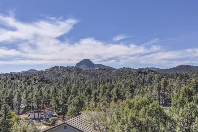 2309 Loma Vista Drive, Prescott, AZ 86305 (MLS #1026100) :: Conway Real Estate