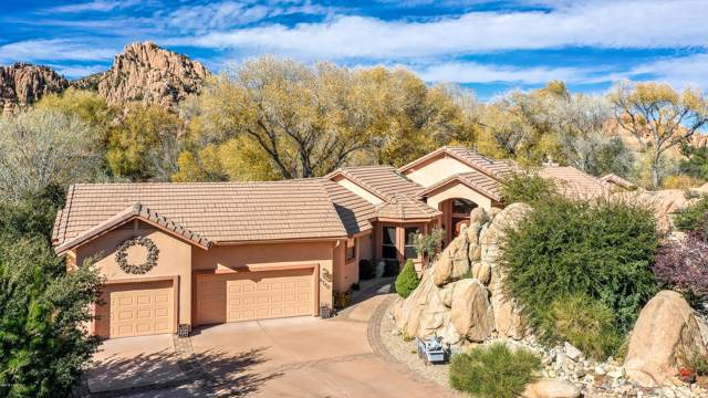 4740 N Echo Canyon Place, Prescott, AZ 86301 (#1026145) :: HYLAND/SCHNEIDER TEAM