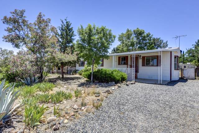 20815 E Prickly Pear Drive, Mayer, AZ 86333 (#1026226) :: HYLAND/SCHNEIDER TEAM