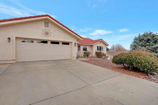 11016 Western Sunset Drive, Dewey-Humboldt, AZ 86327 (#1026259) :: Shelly Watne