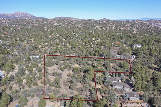 Tbd Buttermilk, Prescott, AZ 86305 (MLS #1026303) :: Conway Real Estate