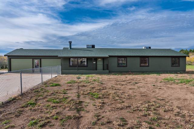 16925 E Roadrunner Road, Mayer, AZ 86333 (#1026332) :: HYLAND/SCHNEIDER TEAM