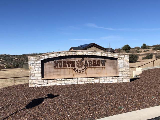 11300 N Arrow Ranch Road, Prescott, AZ 86305 (#1026390) :: West USA Realty of Prescott