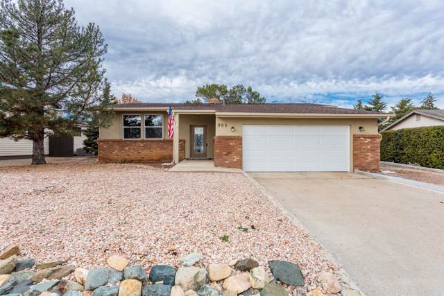 966 W Stirrup High Drive, Dewey-Humboldt, AZ 86327 (#1026416) :: Shelly Watne