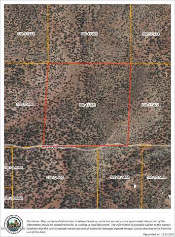 N Half 51 Off Of Arizona Road, Ash Fork, AZ 86320 (#1026425) :: HYLAND/SCHNEIDER TEAM