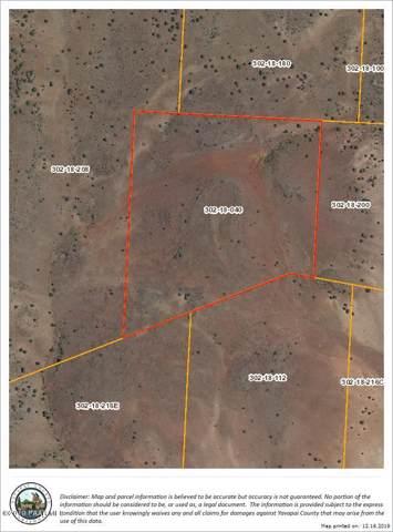 36 Off Of Mile High, Ash Fork, AZ 86320 (#1026445) :: HYLAND/SCHNEIDER TEAM