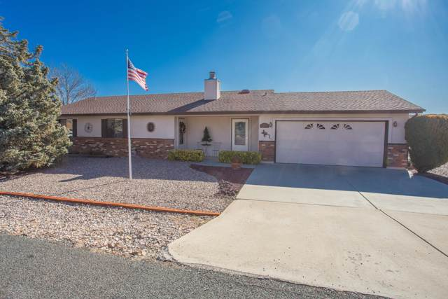 1047 N Conestoga Way, Dewey-Humboldt, AZ 86327 (#1026473) :: Shelly Watne
