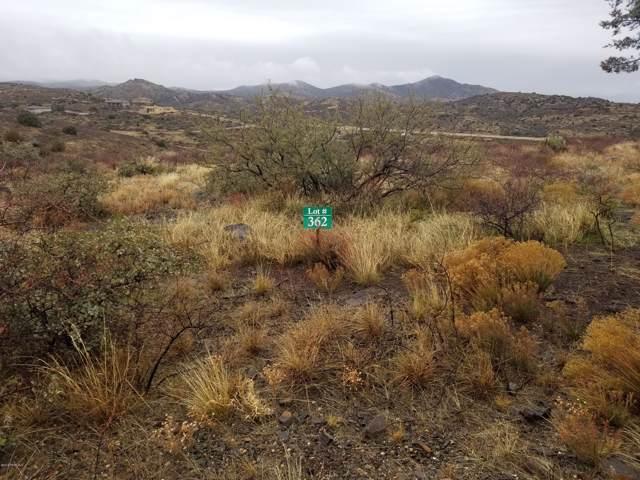 15350 E Countryside Road, Mayer, AZ 86333 (MLS #1026575) :: Conway Real Estate