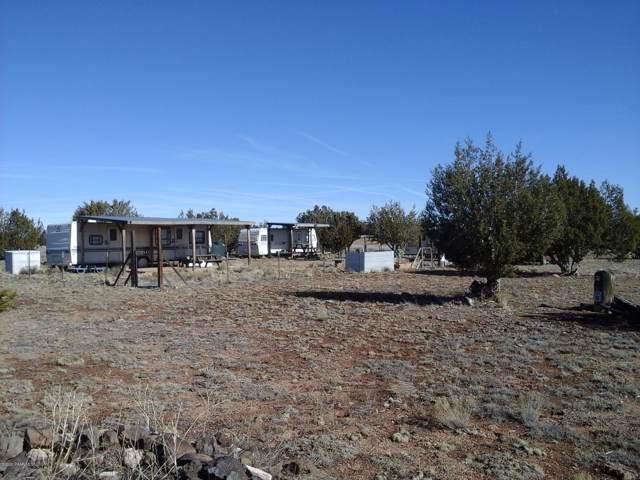 Lot 62 W Antelope Run, Ash Fork, AZ 86320 (#1026734) :: HYLAND/SCHNEIDER TEAM