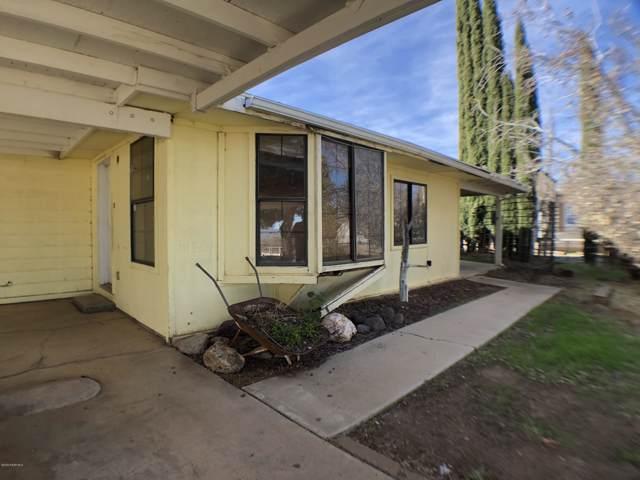 17011 E Panorama Drive, Mayer, AZ 86333 (#1026744) :: HYLAND/SCHNEIDER TEAM