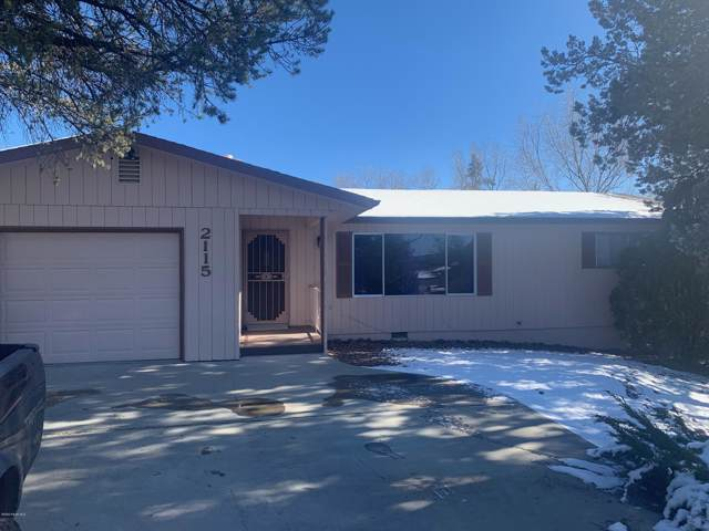 2115 Nolte Drive, Prescott, AZ 86301 (#1026838) :: West USA Realty of Prescott
