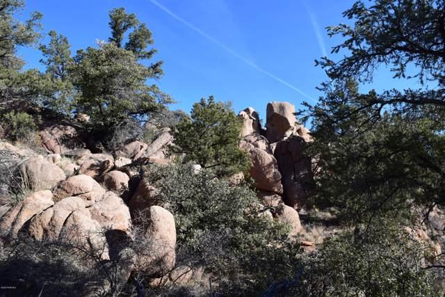 9845 N Cougar Canyon Road, Prescott, AZ 86305 (#1026869) :: West USA Realty of Prescott