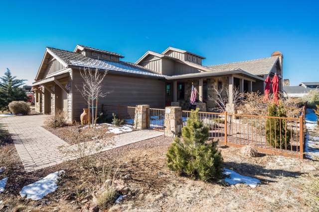 14970 N Jay Morrish Drive, Prescott, AZ 86305 (#1026888) :: HYLAND/SCHNEIDER TEAM