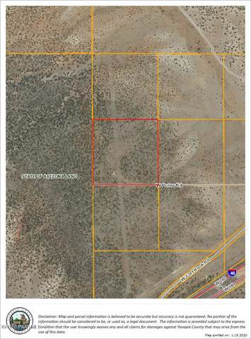 35 W Puma Road, Seligman, AZ 86337 (#1026896) :: HYLAND/SCHNEIDER TEAM