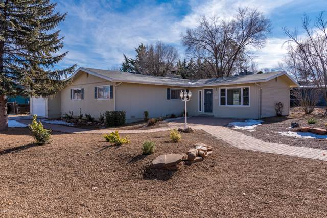 1977 Sycamore Drive, Prescott, AZ 86301 (#1026910) :: West USA Realty of Prescott