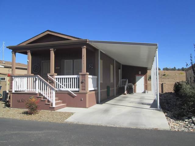 11250 E State Route 69 #2111, Dewey-Humboldt, AZ 86327 (#1026922) :: HYLAND/SCHNEIDER TEAM