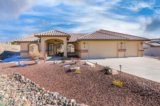 5825 Curry Court, Prescott, AZ 86305 (#1026937) :: HYLAND/SCHNEIDER TEAM