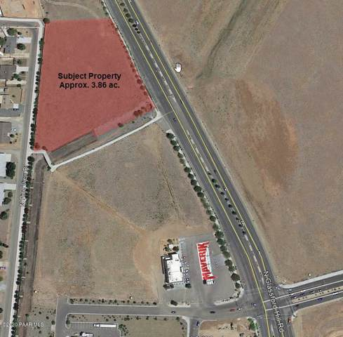 0 N Glassford Hill Rd, Prescott Valley, AZ 86314 (#1026947) :: HYLAND/SCHNEIDER TEAM