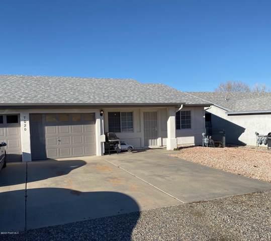 7020 E Burro Lane, Prescott Valley, AZ 86314 (#1026956) :: HYLAND/SCHNEIDER TEAM