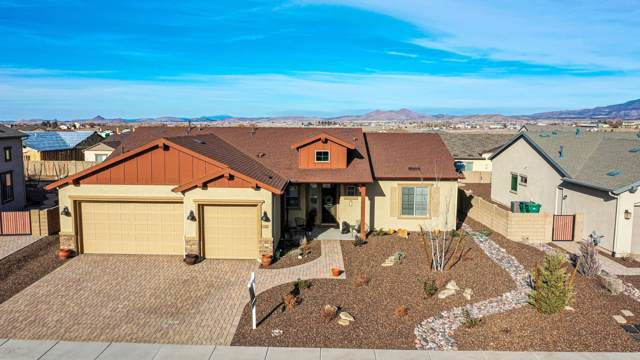 8579 N Sable Way, Prescott Valley, AZ 86315 (#1026967) :: Shelly Watne