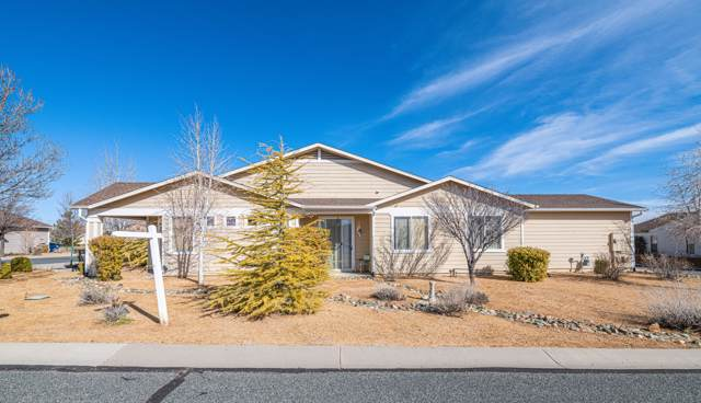 1825 N Fence Line Drive, Prescott Valley, AZ 86314 (#1026984) :: Shelly Watne