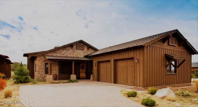 5699 W Johnny Mullins Drive, Prescott, AZ 86305 (#1026988) :: Shelly Watne