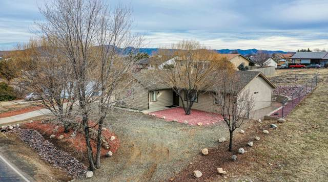5201 N Robert Road, Prescott Valley, AZ 86314 (#1026994) :: Shelly Watne