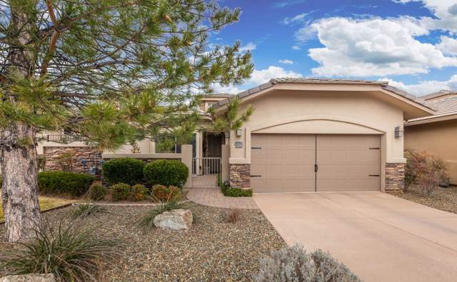1260 Crown Ridge Drive, Prescott, AZ 86301 (#1026996) :: Shelly Watne