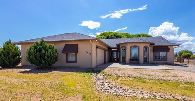 7615 E Sparrow Hawk Road, Prescott Valley, AZ 86315 (MLS #1027056) :: Conway Real Estate