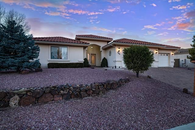7664 N Park Crest Lane, Prescott Valley, AZ 86315 (#1027076) :: HYLAND/SCHNEIDER TEAM