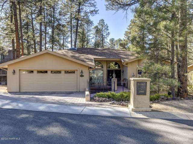 1960 Coyote Road, Prescott, AZ 86303 (#1027088) :: West USA Realty of Prescott