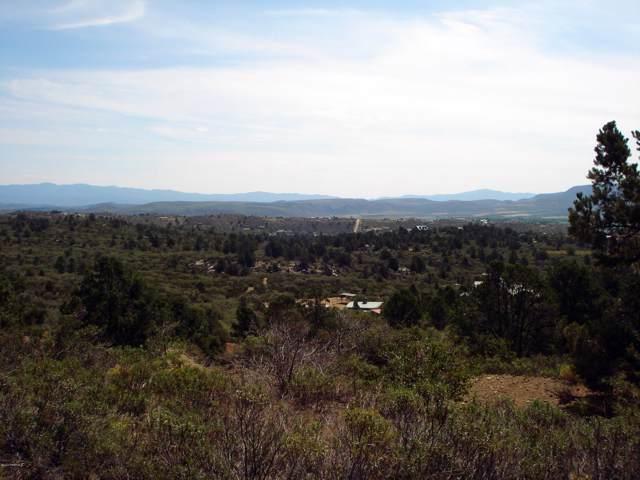 18150 W Buckhorn Drive, Peeples Valley, AZ 86332 (MLS #1027100) :: Conway Real Estate