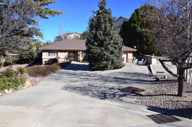 236 Eagle Crest Circle, Prescott, AZ 86301 (MLS #1027145) :: Conway Real Estate