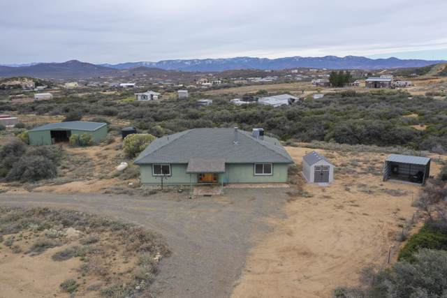 1900 Colors Of The Wind Road, Dewey-Humboldt, AZ 86327 (MLS #1027184) :: Conway Real Estate