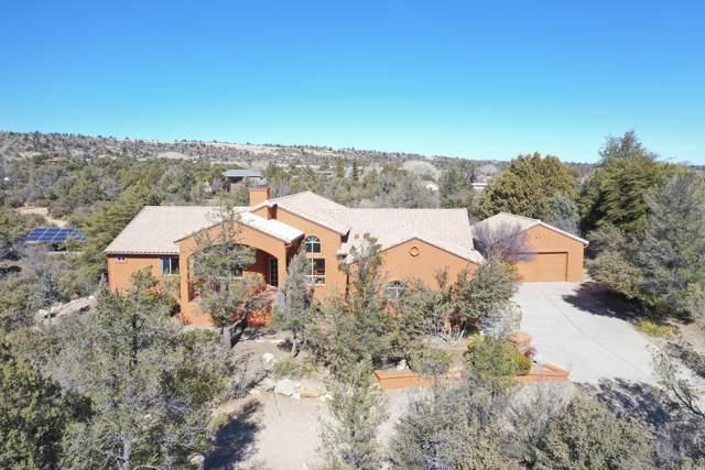 3320 Charla Drive, Prescott, AZ 86305 (#1027190) :: West USA Realty of Prescott